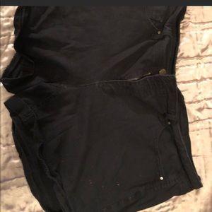 Shorts - Black shorts